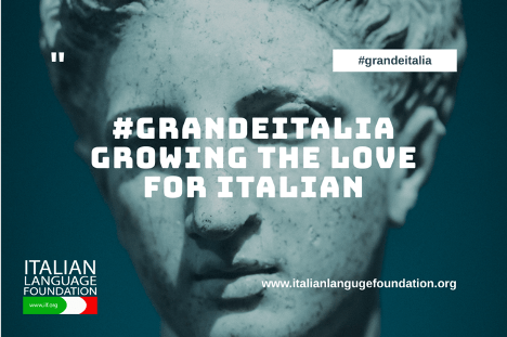 Grande Italia – Growing the Love for Italian