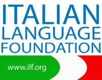 Official The Italian Language Foundation Logo