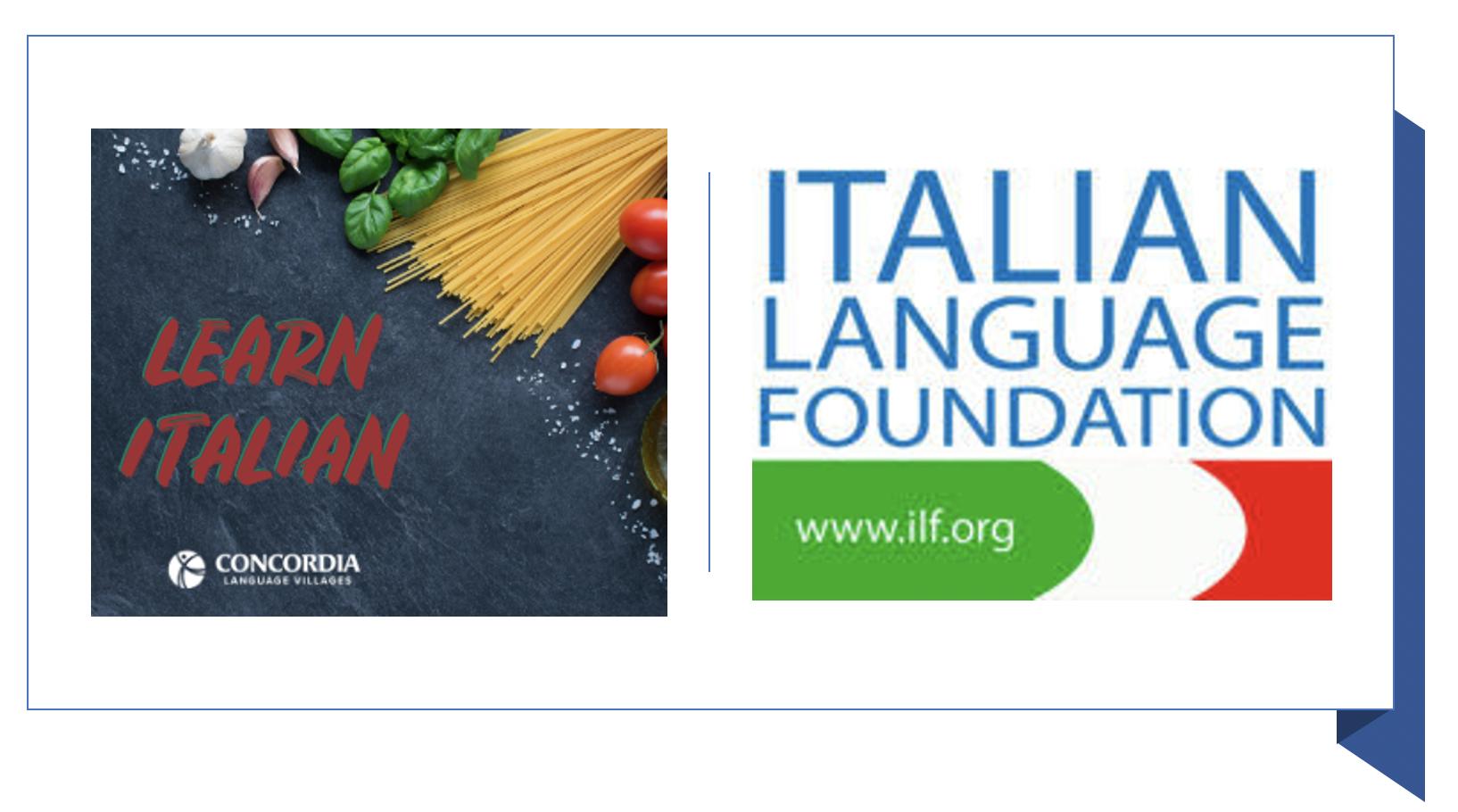 Lago del Bosco Virtual Italian Program